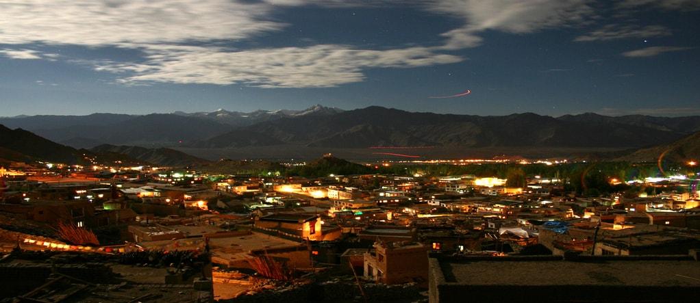 Leh and Ladakh lights