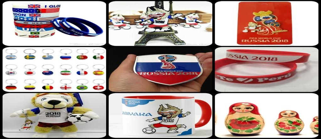 Souvenirs Russia