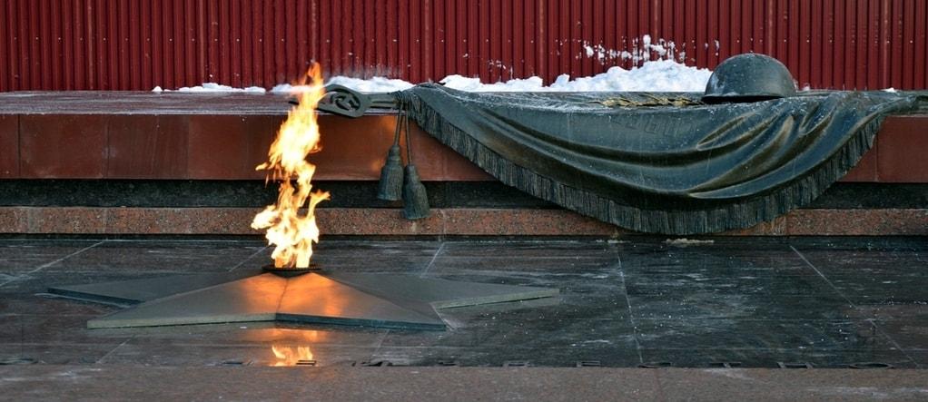 Russia Eternal Flame