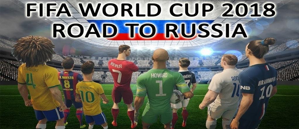 FIFA WC Travel 2018