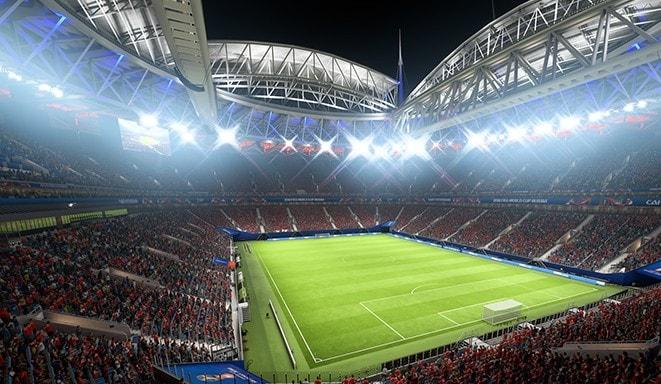 FIFA Stadium Russia