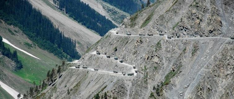 Roads to Leh Ladakh