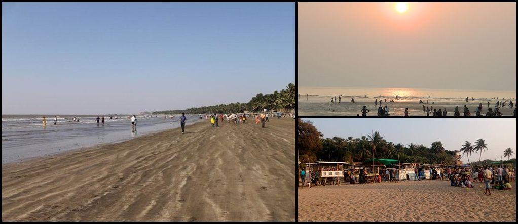 Beaches Mumbai
