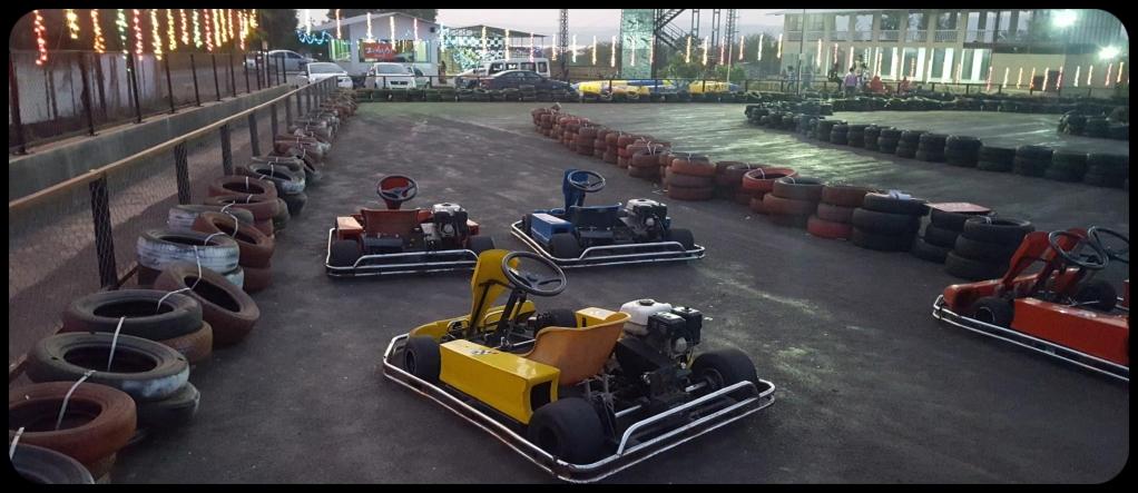 Go Kart in Goa