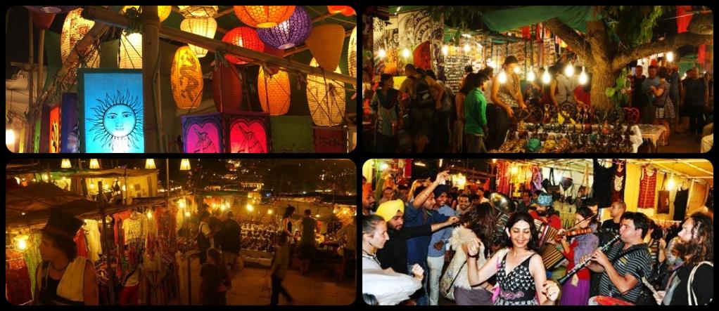 Goa Saturday market
