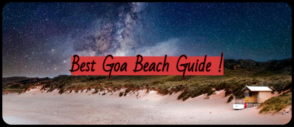 Goa beach guide