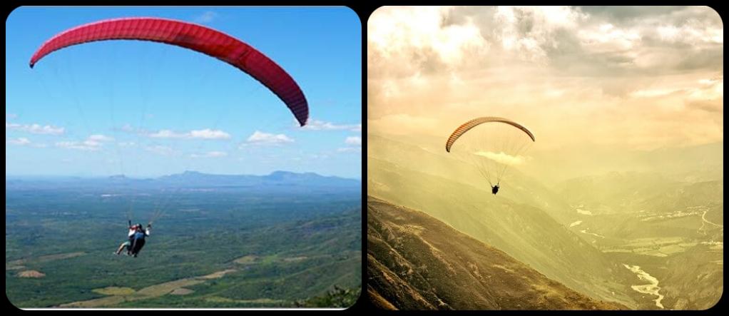 Paraglide Mussoorie