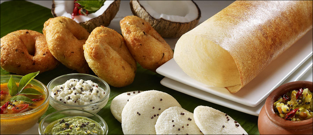 South indian dish
