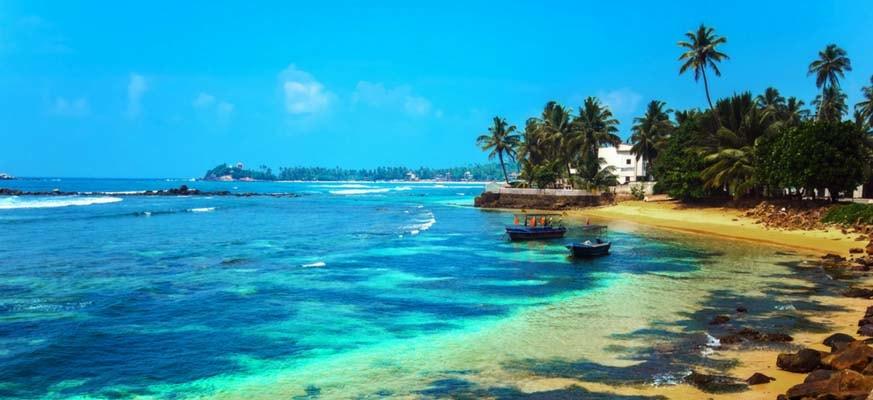 When to go Sri Lanka
