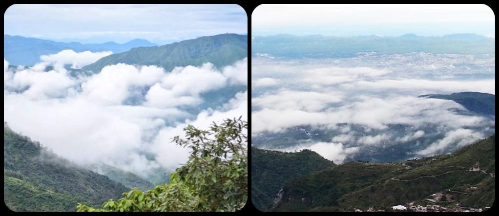 cloud end Mussoorie