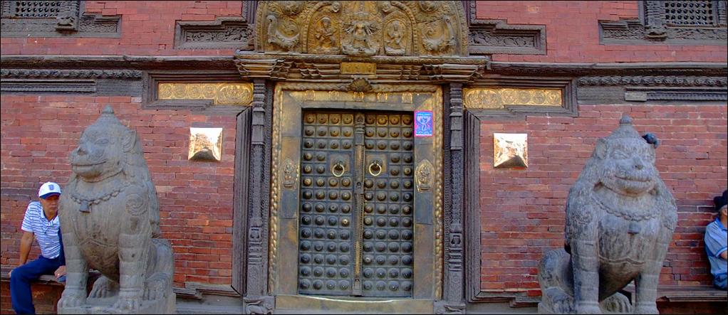 Patan Gate Nepal