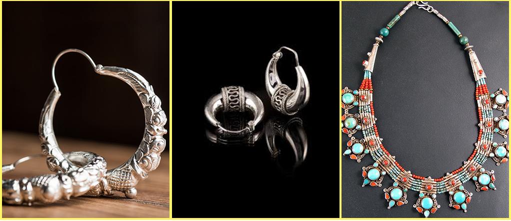 Nepal Jewellery