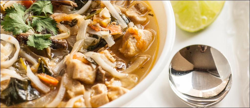 Thukpa Nepal Dish