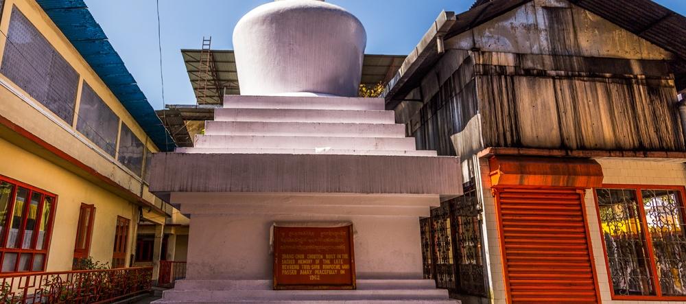 Dro-dul Chorten Buddhist stupa final