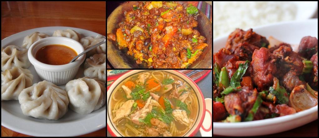 Gangtok Food