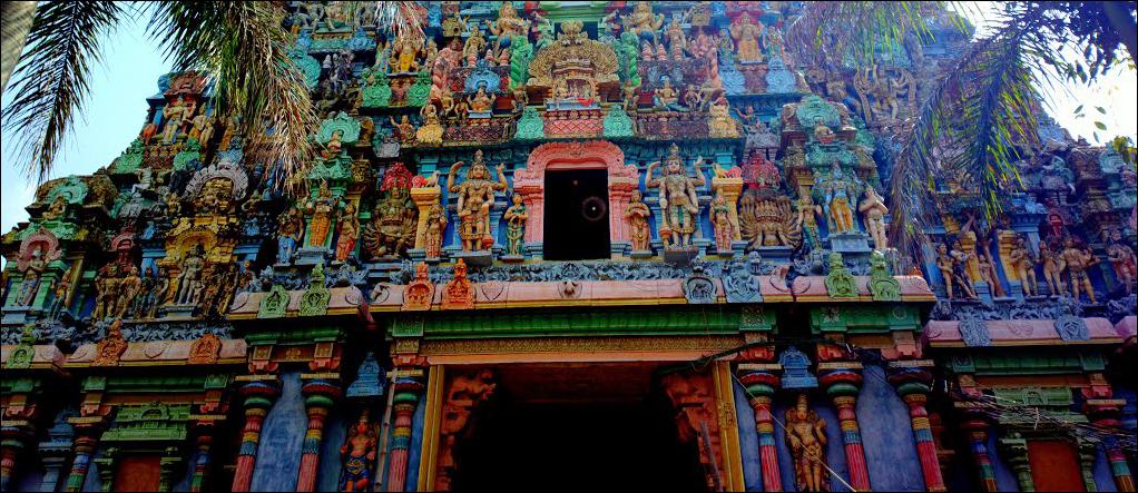Jambukeshwar Temple