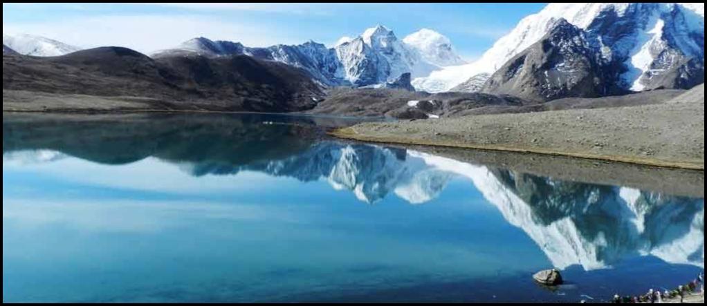 Lake Gangtok