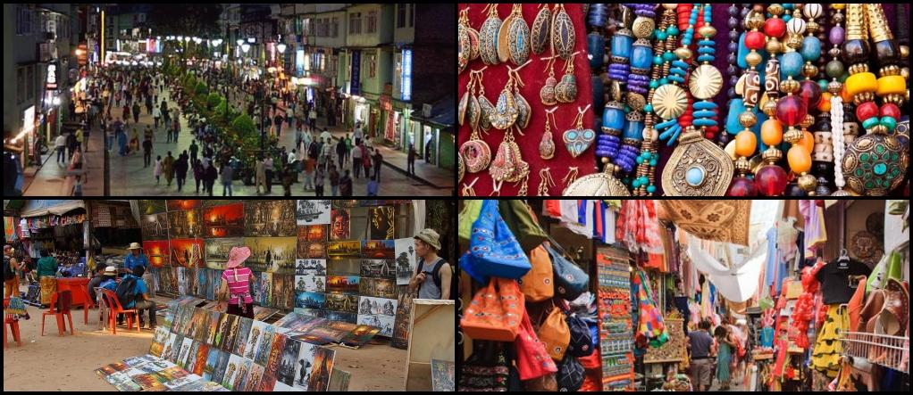 Market Gangtok