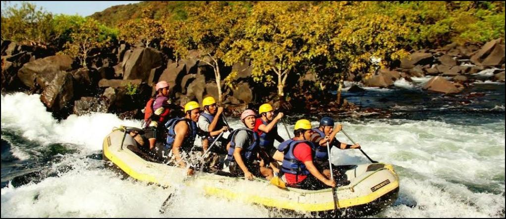 Riverraft Gangtok