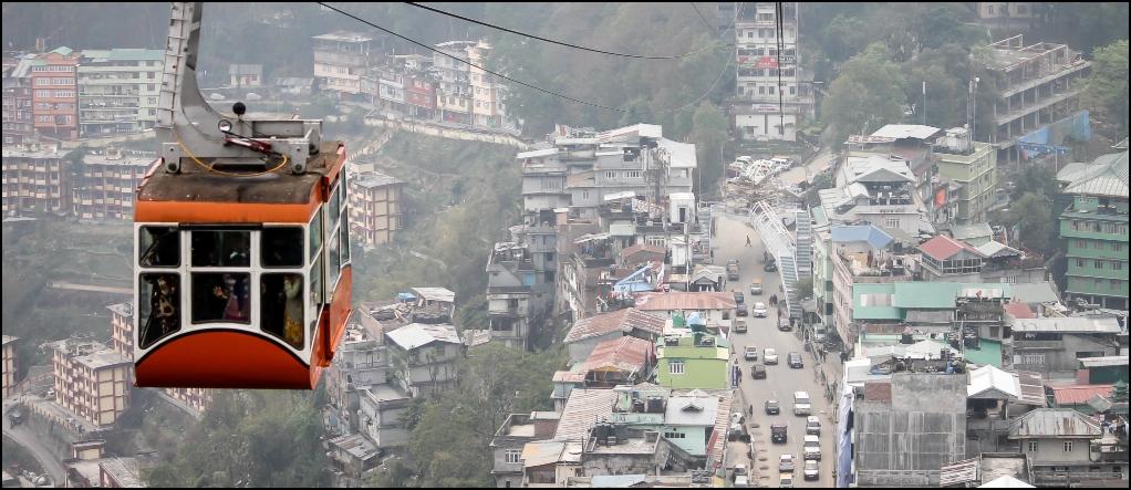 Ropeway Gangtok