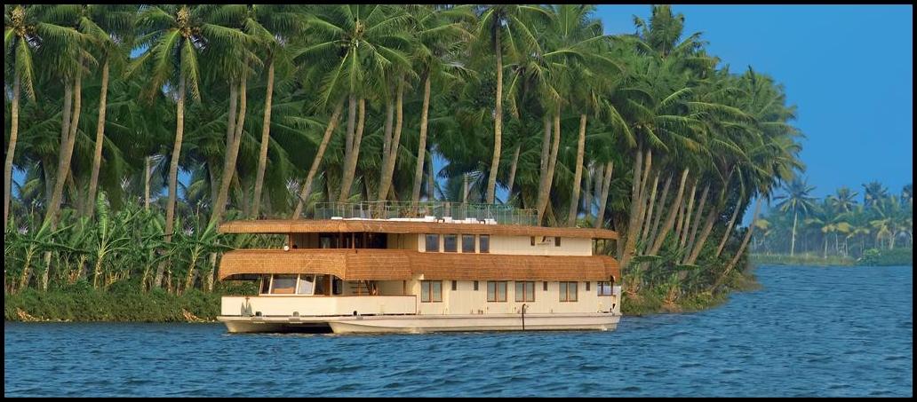 The Oberoi M.Vrinda Cruise