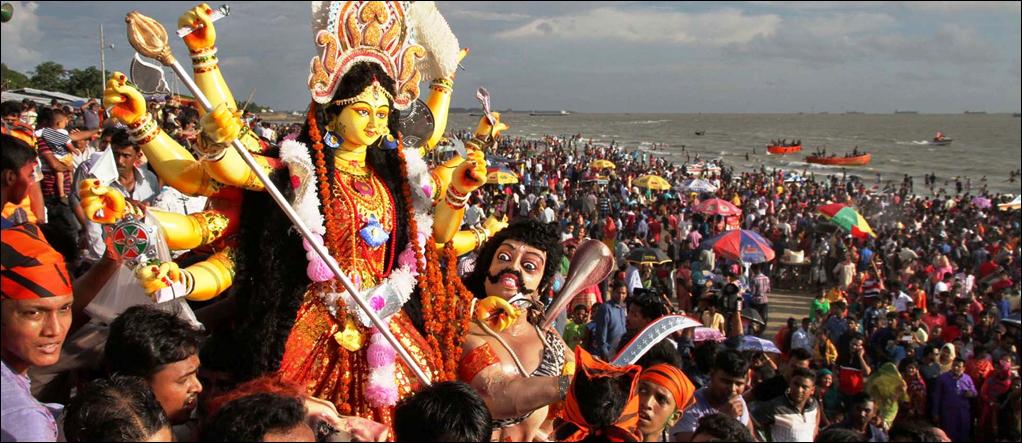 Durga Puja Last day