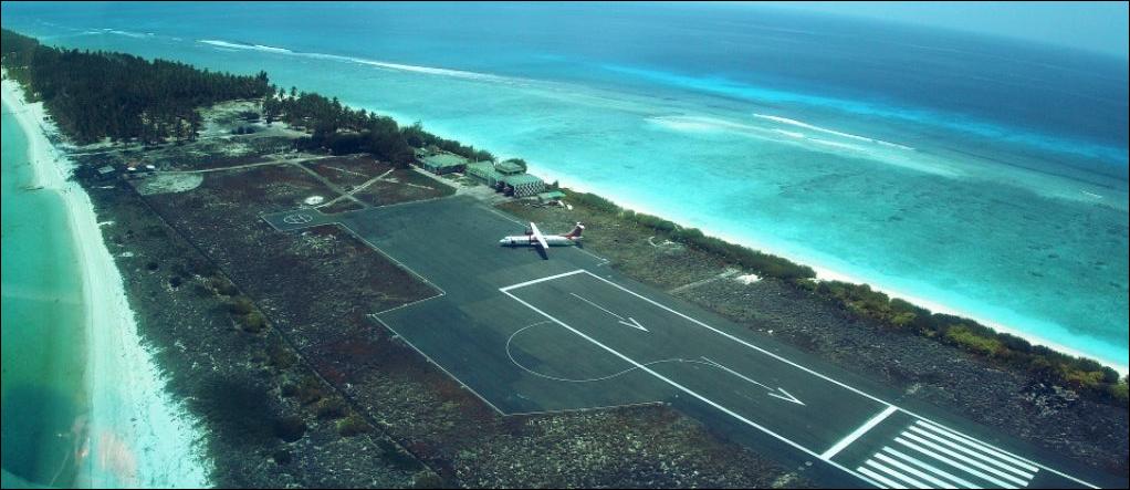 Agatti Airport Lakshadweep