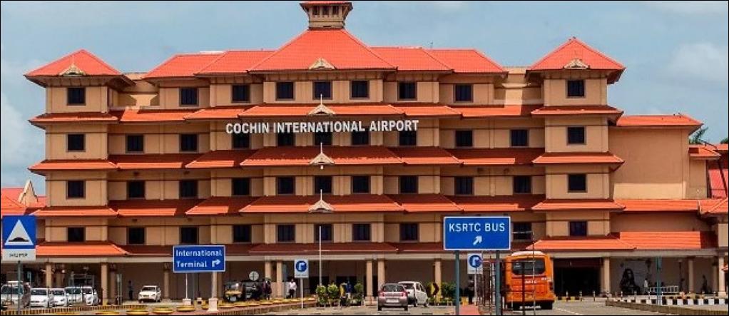 Cochin International Airport, Kochi