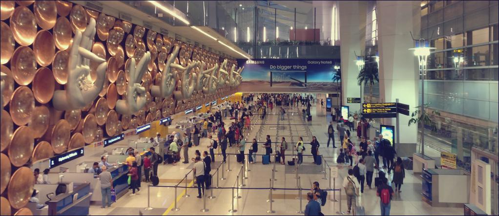 IGI Airport, Delhi