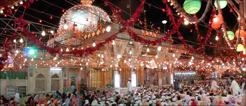 Ajmer Sahrif Dargah, Rajasthan