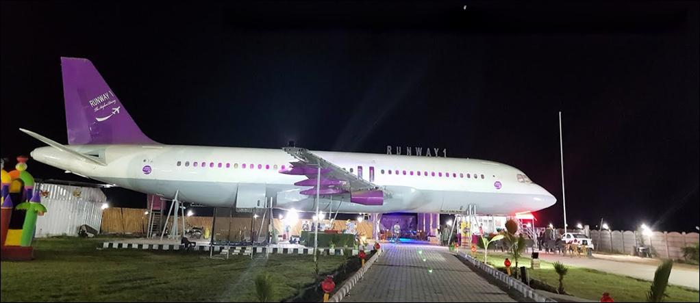 Airplane Restaurant