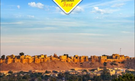 Where Do I Start? The Beginner's Travel Guide to Explore Jaisalmer