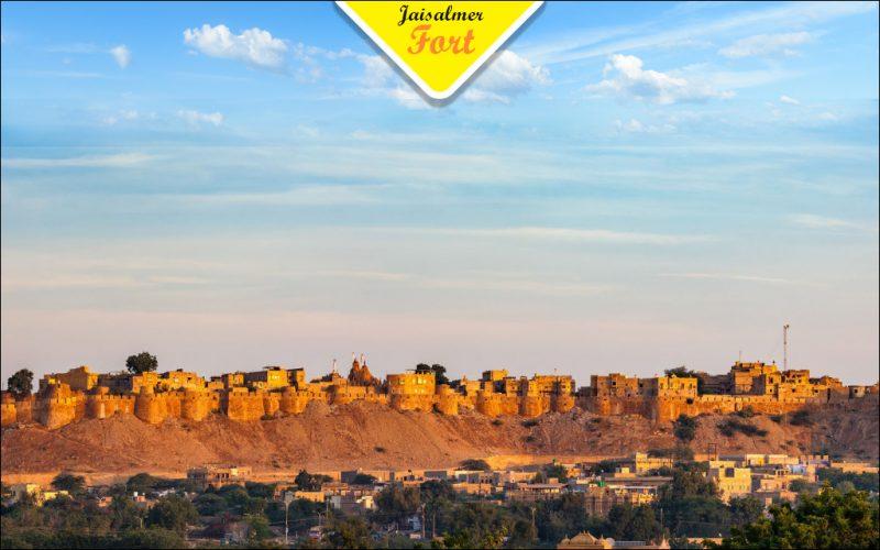 Where Do I Start? The Beginner's Travel Guide to Explore Jaisalmer