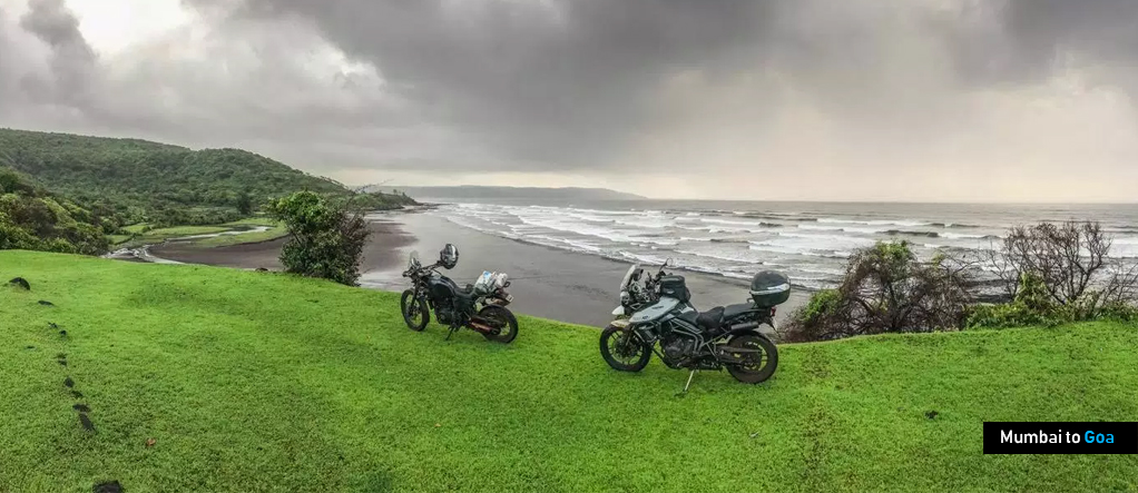 motorcycle trips in India