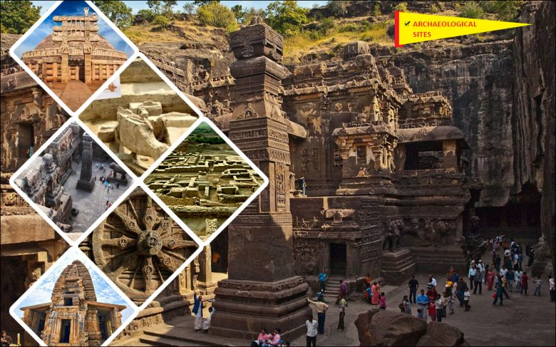Solid Reasons to Travel These Archaeological Sites in India- Reconnect with the past