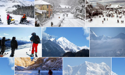 Best Winter Holiday Destination in India for Snow lovers: Ultimate Winter Vacation Ideas