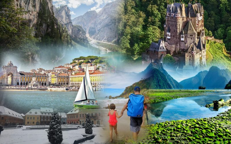 10 Straight-Out-Of-Fairytales Destinations Every Globetrotter Must Explore!