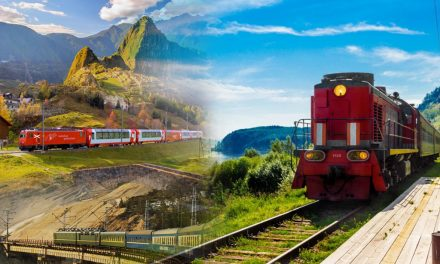 Remarkable Rail Journeys of the World-Explore Best Places on Wheels