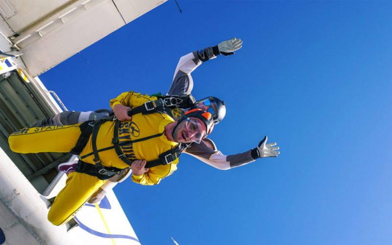 Top Places for Skydiving in India: For Both Novice and Professionals