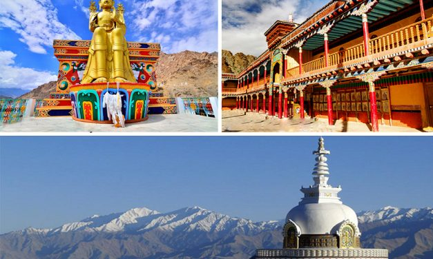 7 Buddhist Monasteries in India You Must Visit When You Need a Break