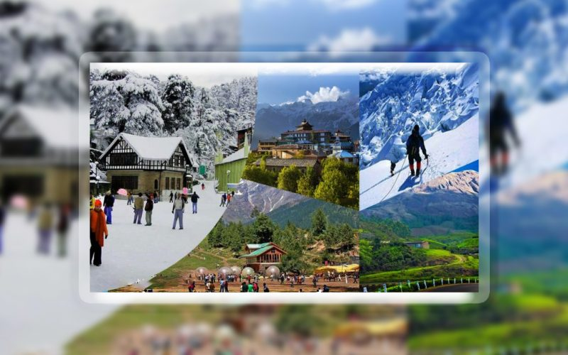 Top Skiing Retreats in Himachal Pradesh for a Perfect Winter Escapade