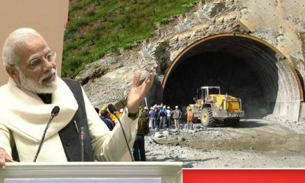 Rohtang Tunnel Renamed As Atal Tunnel to Be Inaugurated Soon