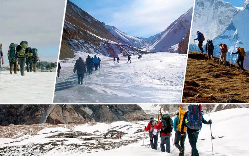 Best Winter Treks in India for Snowbirds| Trekking in Himalayas