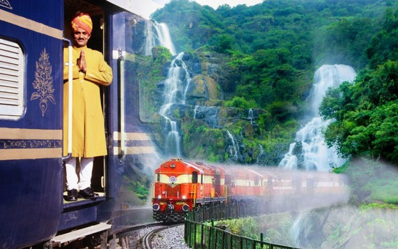 7 Wonderful Rail Journeys in India to Experience in 2020: Best Train Routes in India