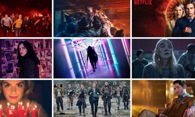 10 Best Netflix Series/TV Programs to Binge-Watch on Weekends