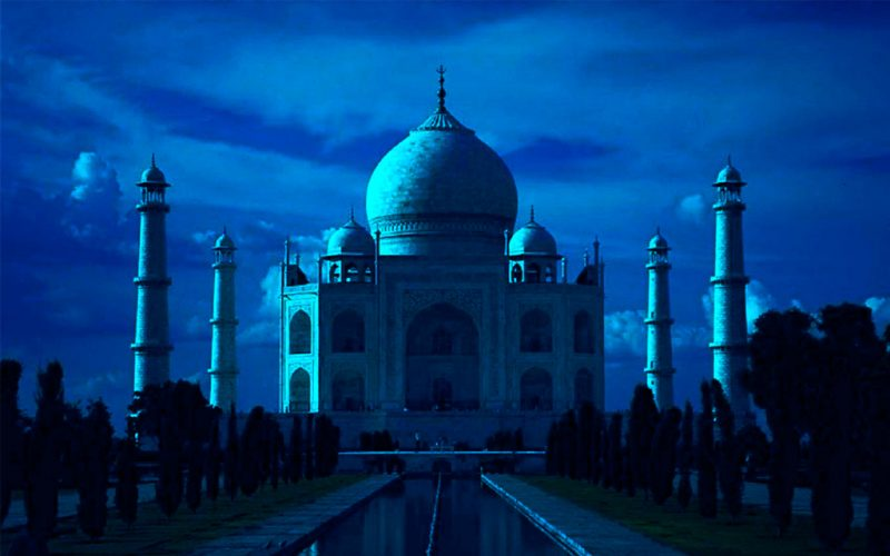 Why Taj Mahal Should Be Visited During Full Moon Nights