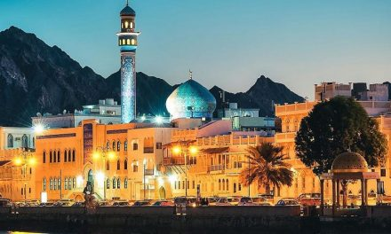 This Oman Travel Guide is everything you've been looking For: Bucket List Ideas for 2020