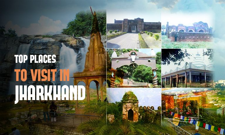 Top places to visit in Jharkhand in 2021